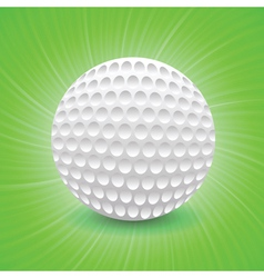 Golf game vector