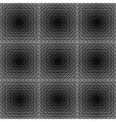 Design seamless checked trellis pattern vector