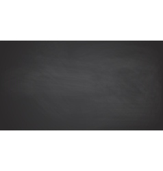 Black chalkboard background texture vector image