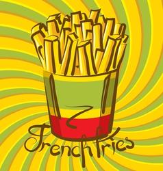 Fries vector