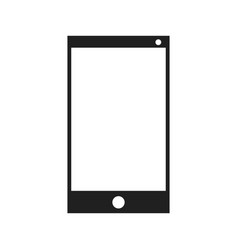 Smartphone technology device call image vector