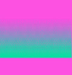 pixel art dithering background vector image vector image