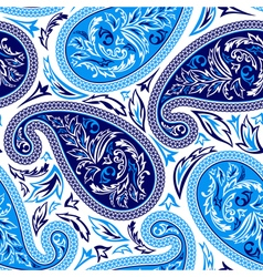 Paisley ornate vector