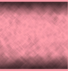 abstract pink square mosaic pattern vector image vector image