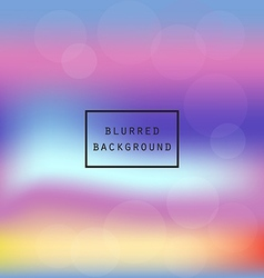 Colorful smooth gradient Background Wallpaper vector image