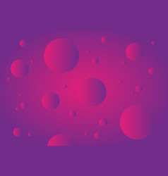 purple abstract technology background gradient vector image vector image