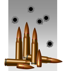 Ammunition vector