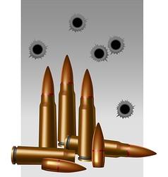 Ammunition vector
