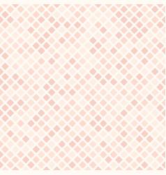 Rose diamond pattern seamless vector