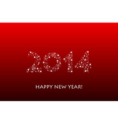 2014 new year background vector