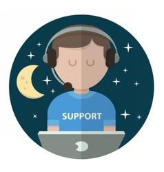Man support vector