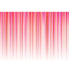 Vector lines background in red color vector