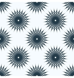 Seamless ornamental symbols pattern vector
