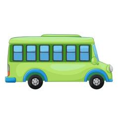 a bus vector image
