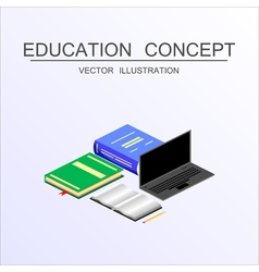 Concept education 24 vector
