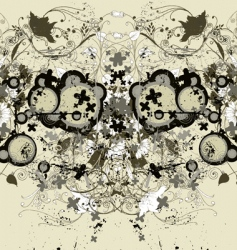 grunge vector image vector image