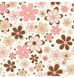 Colorful summer seamless pattern vector