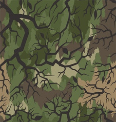 Thorn camouflage pattern seamless vector image