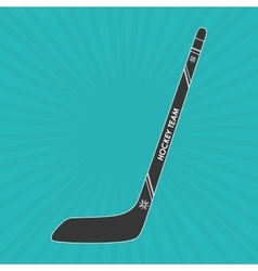 Hockey sport design vector