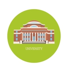Classical university vector