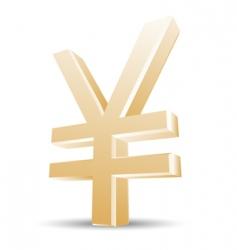 yen illustration vector image