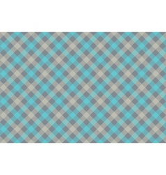 Grayblue check diagonal fabric texture background vector