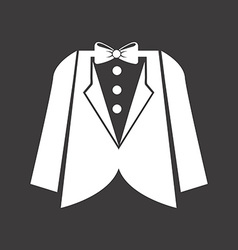 Man clothes design vector