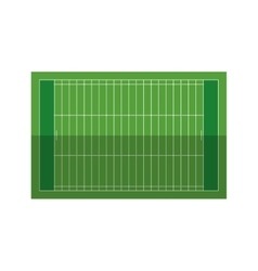 Field american football grass vector