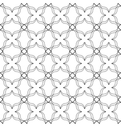 Lace seamless pattern 1 vector image