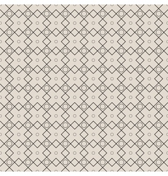 Modern seamless geometric pattern vector