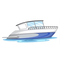 A boat vector