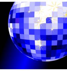 Disco ball vector