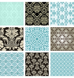 Set backgrounds vector