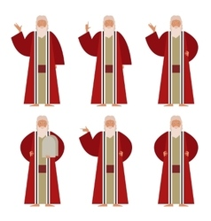 Set of moses vector