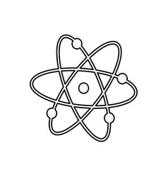 Atom molecule science vector