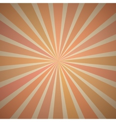 Fanning rays abstract geometric background with vector
