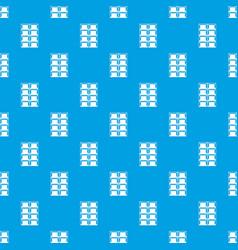 dark chocolate pattern seamless blue vector image