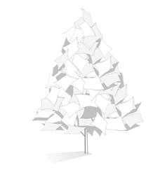 Original paper tree vector