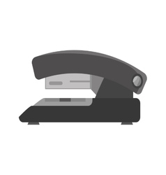 Stapler office supply icon vector