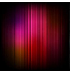 Velvet curtain vector