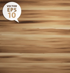 wood texture for your background vector image
