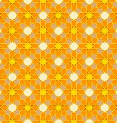 Traditional Ornamental Seamless Islamic Pattern vector image