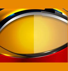 Modern template background vector