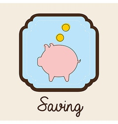 Saving design vector