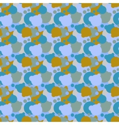 Childrens pattern of balls vector image