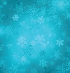 christmas snowflake background 2611 vector image vector image