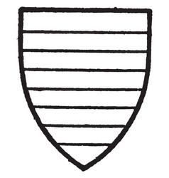 Fitzalan de bedale remained in east hang vintage vector