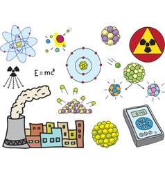 Physics - atomic nuclear energy vector