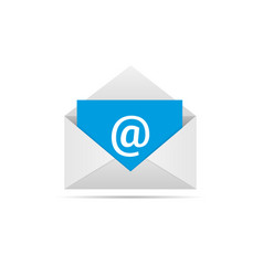 envelope with email vector image