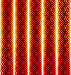 Abstract background fire lines vector